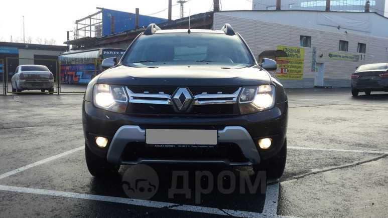 Renault Duster, 2015 год, 719 000 руб.