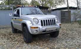 Ростов-на-Дону Cherokee 2003