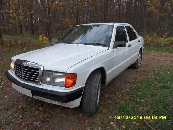 Mercedes-Benz 190, 1991 год, 99 999 руб.