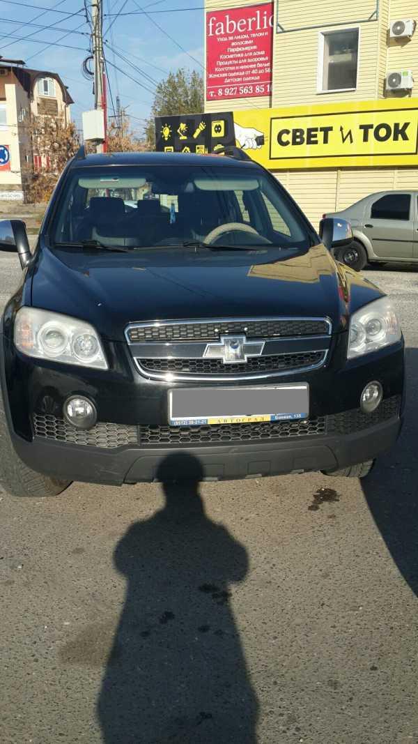 Chevrolet Captiva, 2009 год, 580 000 руб.