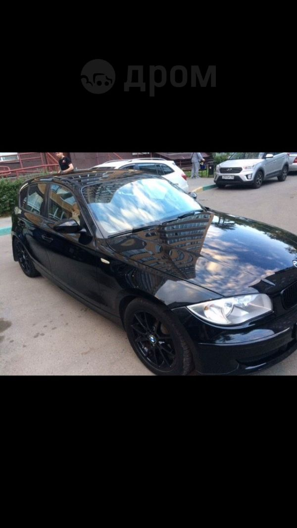 BMW 1-Series, 2008 год, 400 000 руб.