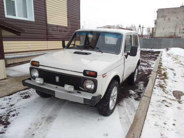 Лада 4x4 2121 Нива, 1986 год, 75 000 руб.