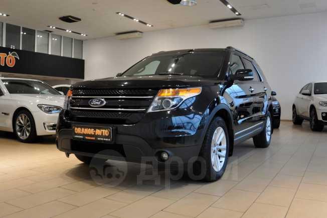 Ford Explorer, 2014 год, 1 379 000 руб.