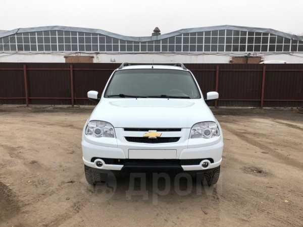Chevrolet Niva, 2013 год, 440 000 руб.