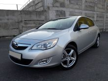 Opel Astra, 2012 г., Симферополь