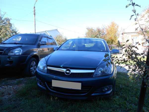 Opel Astra, 2007 год, 333 000 руб.