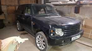 Челябинск Range Rover 2004