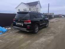 Владивосток LX570 2012