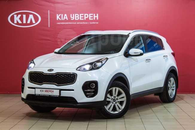 Kia Sportage, 2016 год, 1 349 900 руб.