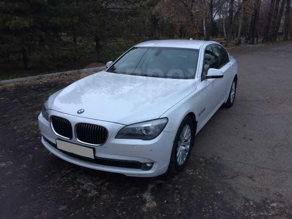 BMW 7-Series, 2012 год, 1 540 000 руб.