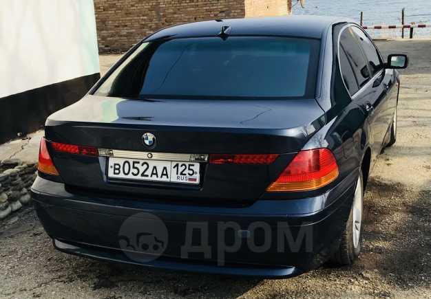 BMW 7-Series, 2001 год, 295 000 руб.