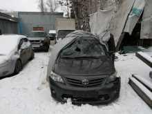 Новосибирск Corolla 2010