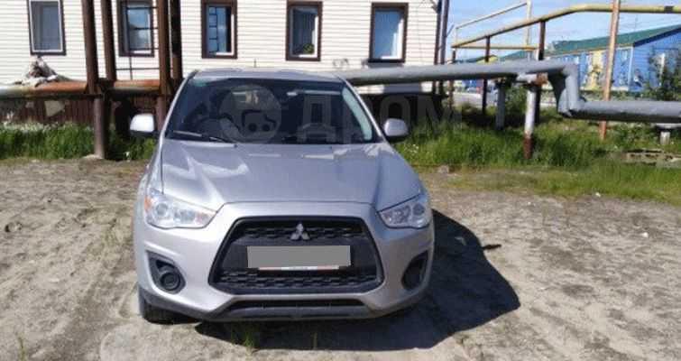 Mitsubishi ASX, 2013 год, 880 000 руб.