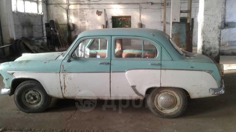 Москвич 407, 1959 год, 60 000 руб.