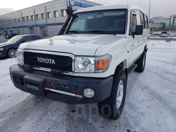 Toyota Land Cruiser, 2016 год, 3 550 000 руб.