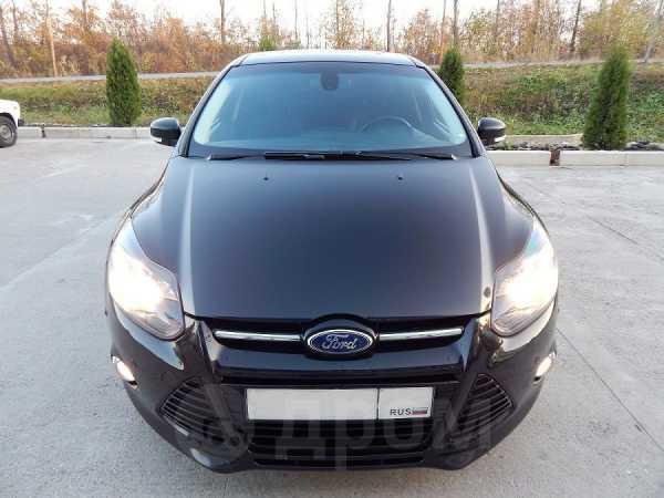 Ford Focus, 2012 год, 539 000 руб.