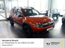 Renault Duster, 2018 г., Барнаул