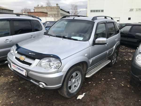 Chevrolet Niva, 2013 год, 335 600 руб.