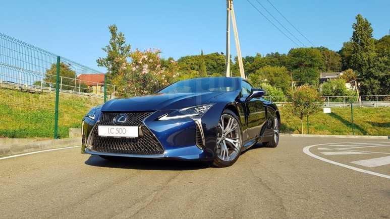 Lexus LC500, 2018 год, 7 980 000 руб.