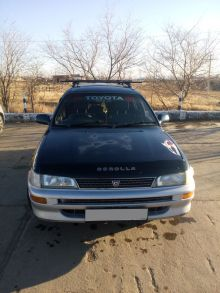 Забайкальск Corolla 1997