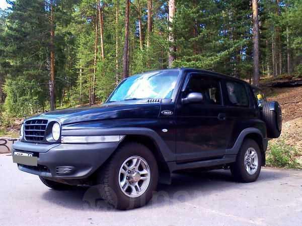 ТагАЗ Тагер, 2008 год, 360 000 руб.