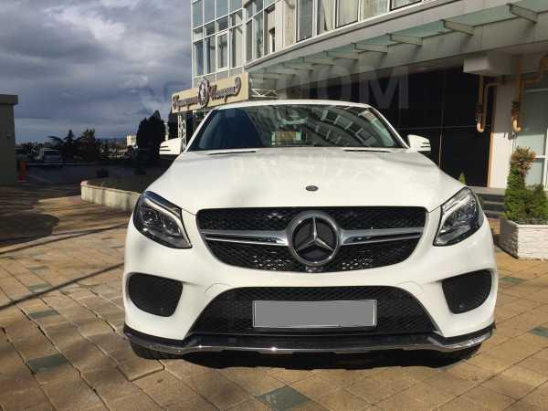 Mercedes-Benz GLE, 2015 год, 4 000 000 руб.
