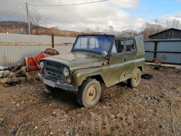 УАЗ 469, 1980 год, 75 000 руб.