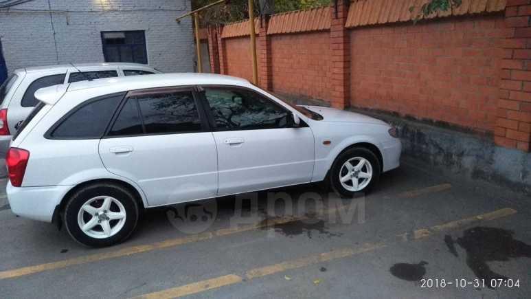 Mazda Familia S-Wagon, 2003 год, 220 000 руб.
