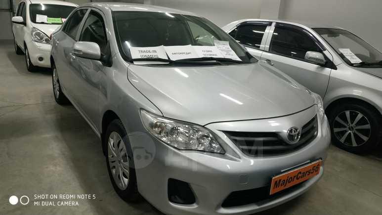 Toyota Corolla, 2011 год, 639 000 руб.