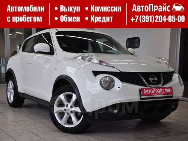 Nissan Juke, 2011 год, 649 000 руб.