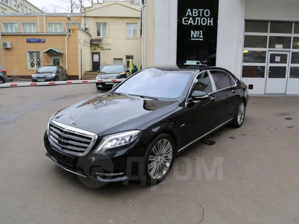 Mercedes-Benz S-Class, 2015 год, 5 999 999 руб.