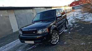 Верхняя Пышма Range Rover Sport