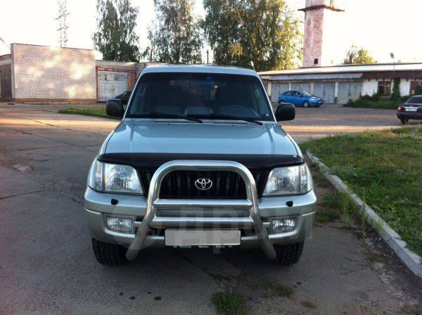 Toyota Land Cruiser Prado, 2001 год, 785 000 руб.