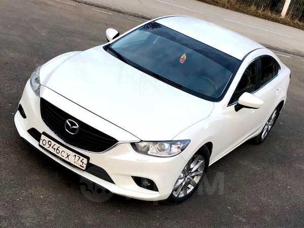 Mazda Mazda6, 2014 год, 750 000 руб.
