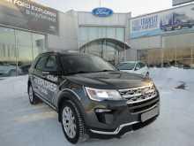 Кемерово Ford Explorer 2018