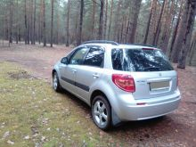 Барнаул SX4 2008