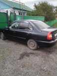 Hyundai Accent, 2006 год, 185 000 руб.