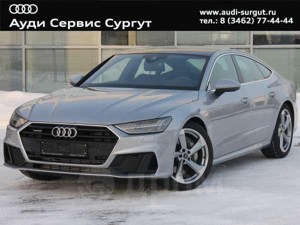 Audi A7, 2018 год, 5 200 000 руб.