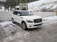 Красноярск QX56 2011