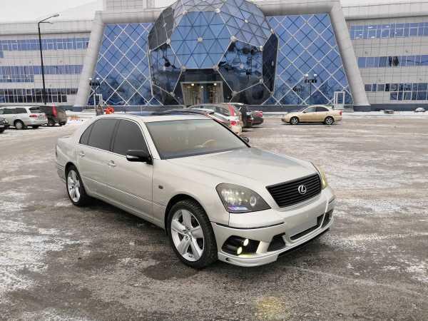 Lexus LS430, 2002 год, 620 000 руб.