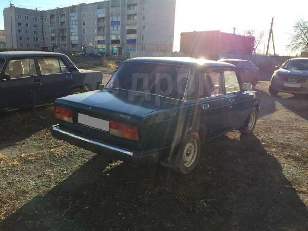 Лада 2107, 1994 год, 50 000 руб.