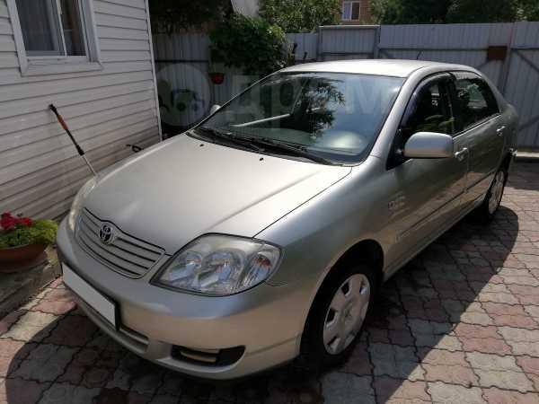 Toyota Corolla, 2006 год, 395 000 руб.