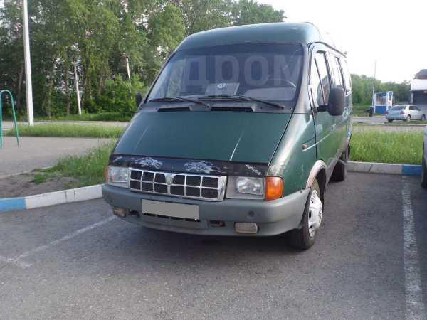 ГАЗ 2217, 2000 год, 40 000 руб.