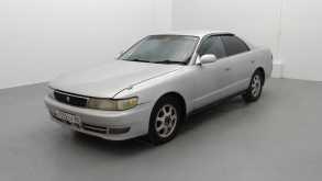 Свободный Toyota Chaser 1995