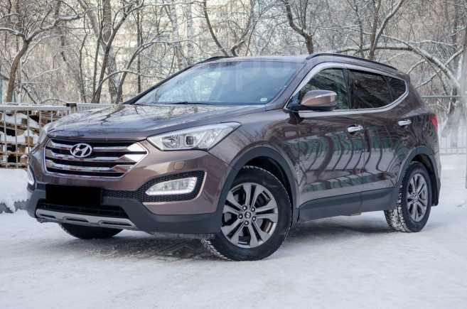 Hyundai Santa Fe, 2012 год, 1 290 000 руб.