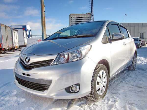 Toyota Vitz, 2013 год, 486 000 руб.