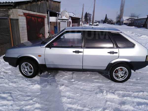 Лада 2109, 2001 год, 80 000 руб.