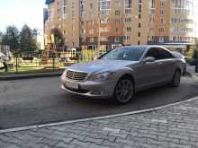 Mercedes-Benz S-класс, 2005 г., Омск