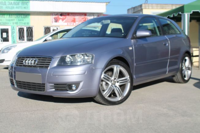 Audi A3, 2003 год, 445 000 руб.