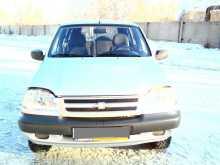 Chevrolet Niva, 2007 г., Омск